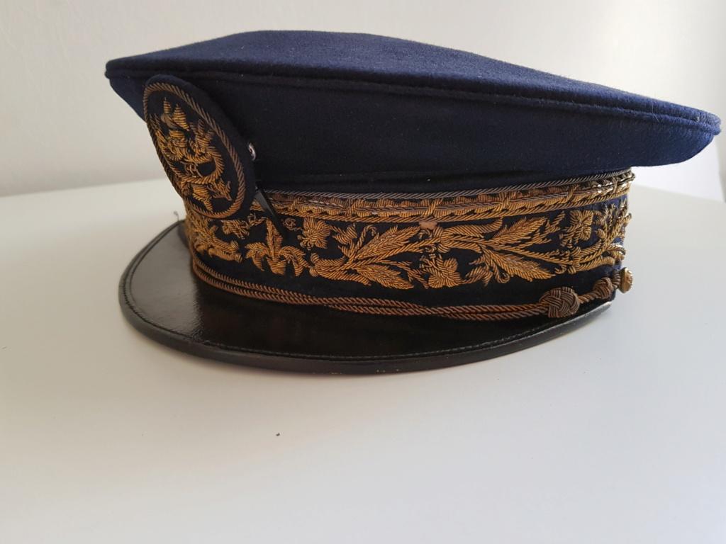 Belle casquette d'un consul  20190419