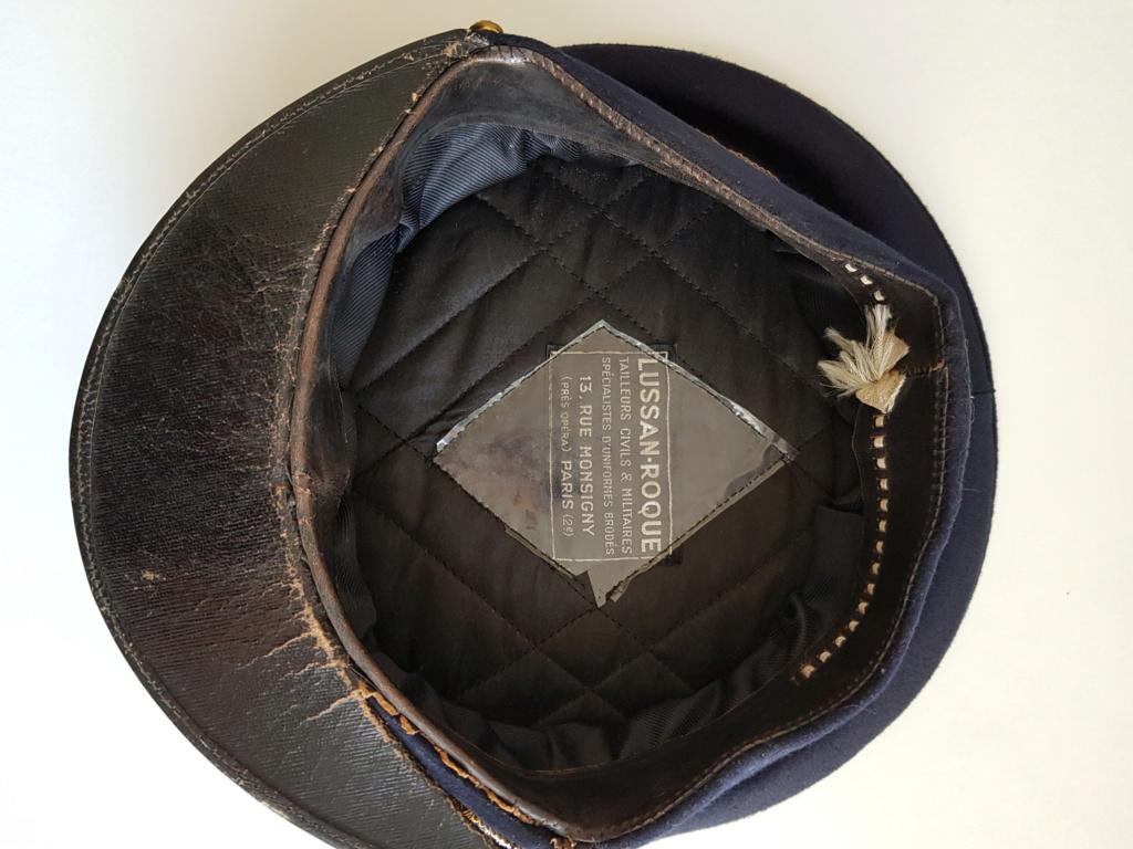 Belle casquette d'un consul  20190420
