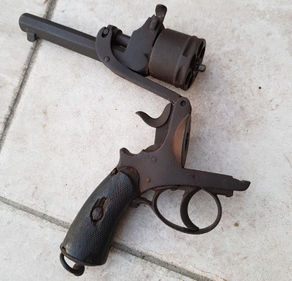 Revolver belge 20200582
