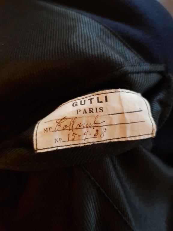 Manteau d'un commandant de sous-marin  20201122