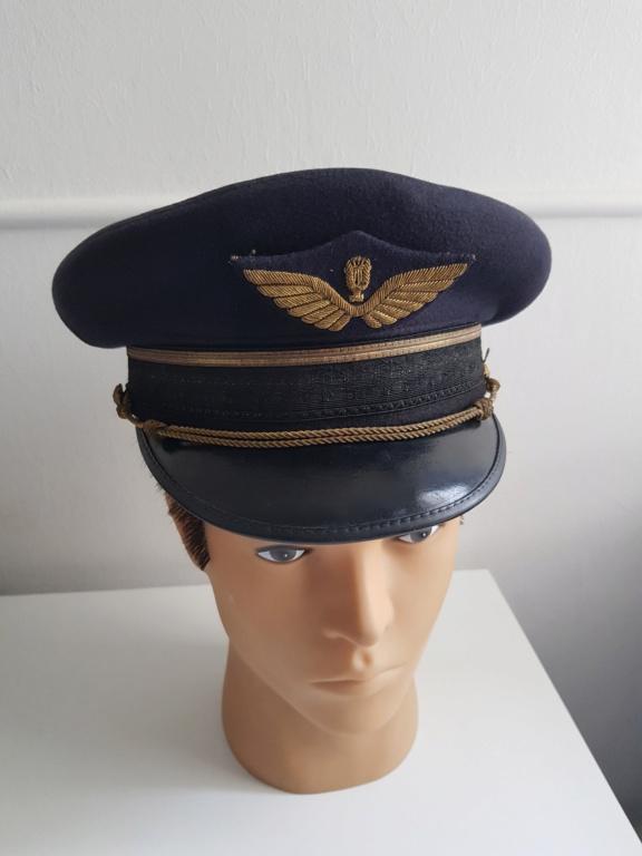Casquette aviation francaise modele fanfare 20210291