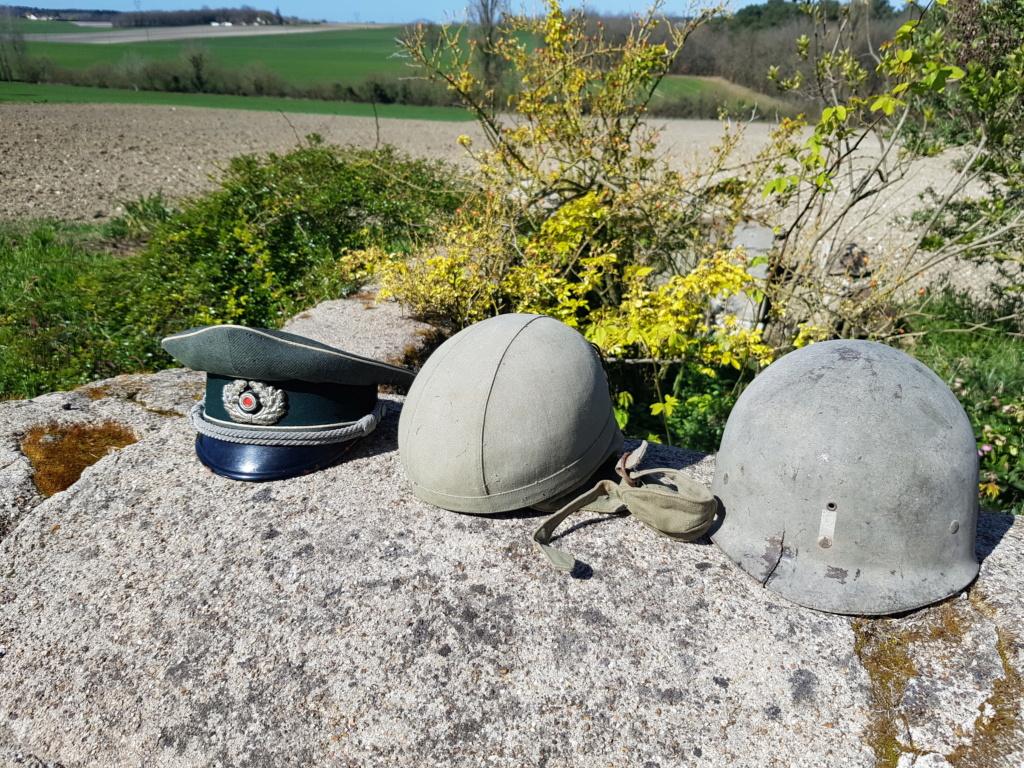 De la coiffe, schirmmütze, liner officier et casque para 20210366