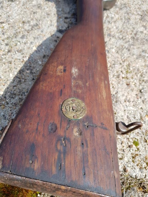 Fusils Gras modifié 1880 Tulle restauré  20210378