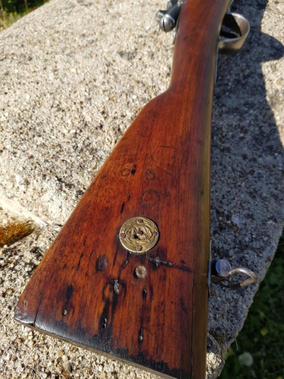 Fusils Gras modifié 1880 Tulle restauré  20210440