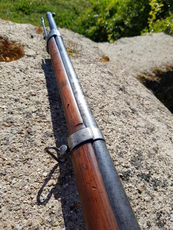 Fusils Gras modifié 1880 Tulle restauré  20210441