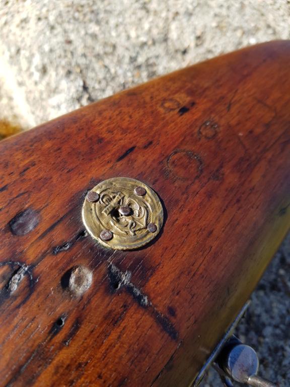Fusils Gras modifié 1880 Tulle restauré  20210443