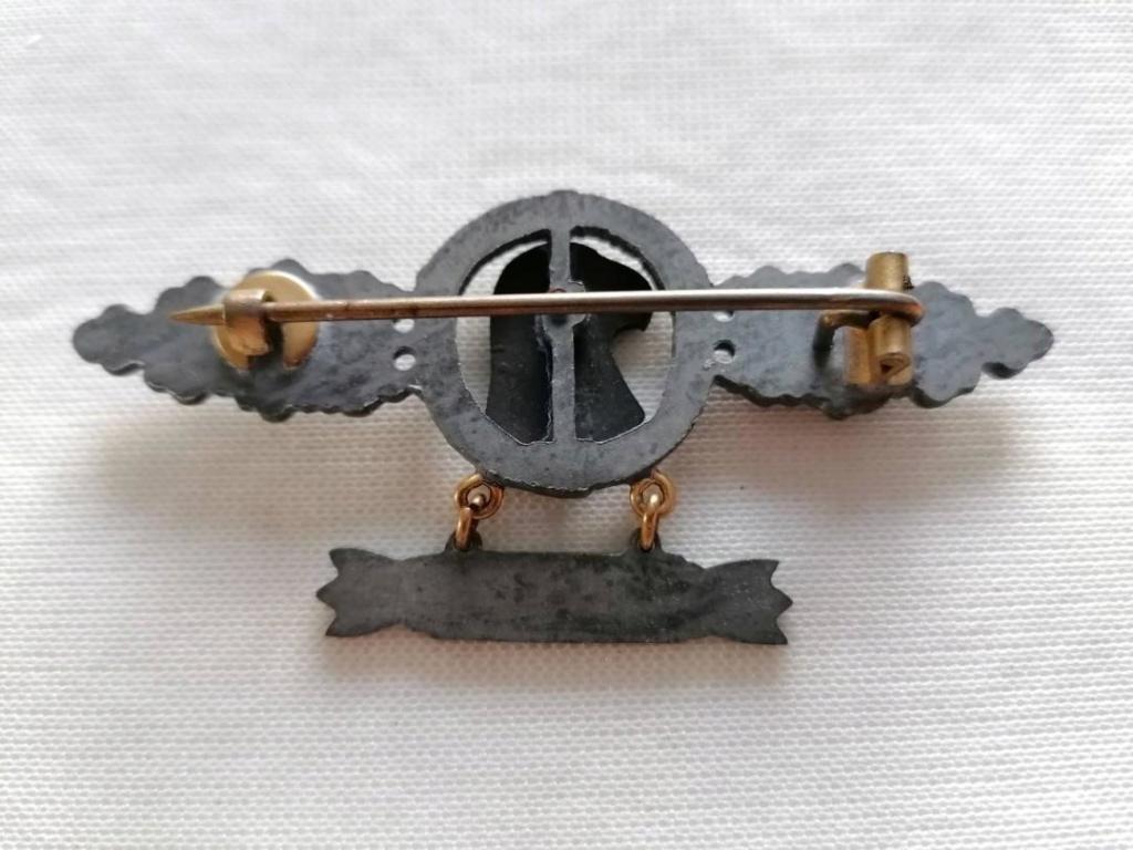 Nombreux badges et insignes Allemands ww2 Image018