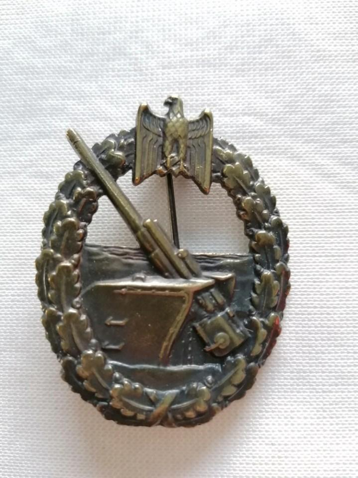 Nombreux badges et insignes Allemands ww2 Image019