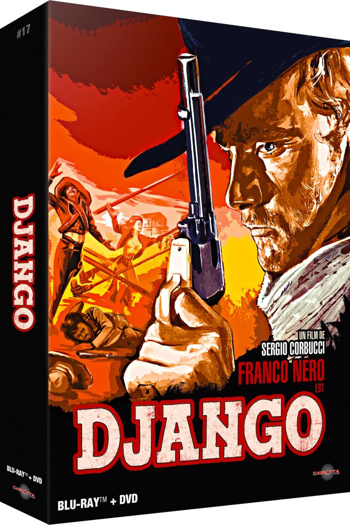 Deux western chez Carlotta  Django11