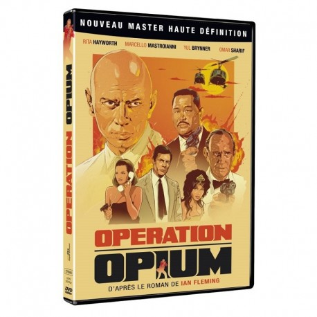 Opération Opium - The Poppy Is Also a Flower - 1966 - Terence Young Operat10