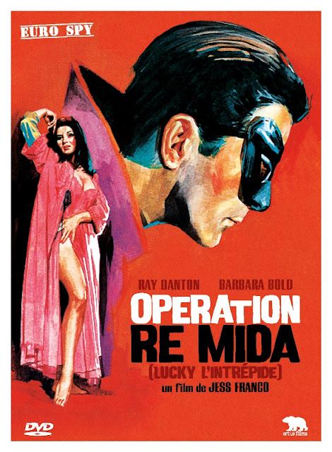 Opération Re Mida - Lucky l'intrepido - Jesus Franco - 1967 Operat11