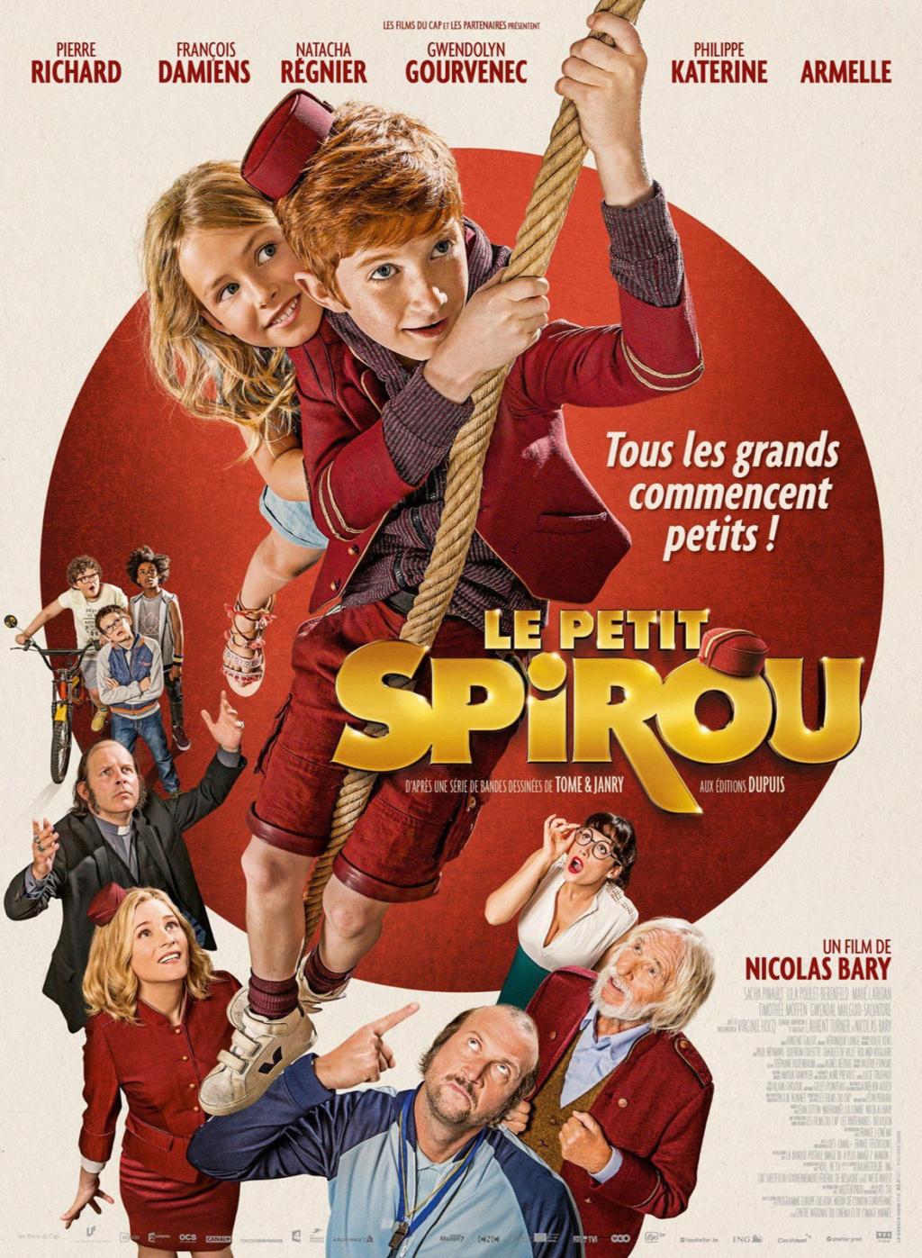 Le Petit Spirou - Nicolas Bary - 2017 R2762710