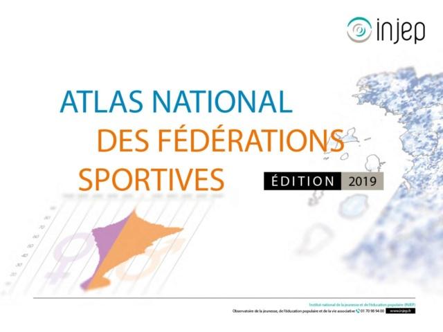 Atlas de fédérations Sportives 2019 Couv_a10
