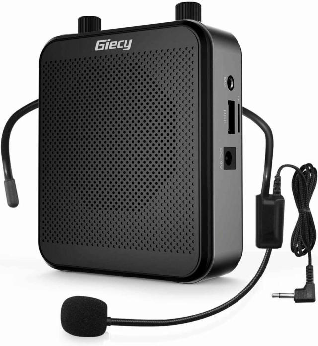 Amplificateur de Voix pour Enseignants, entraineurs, etc.. S-l16010
