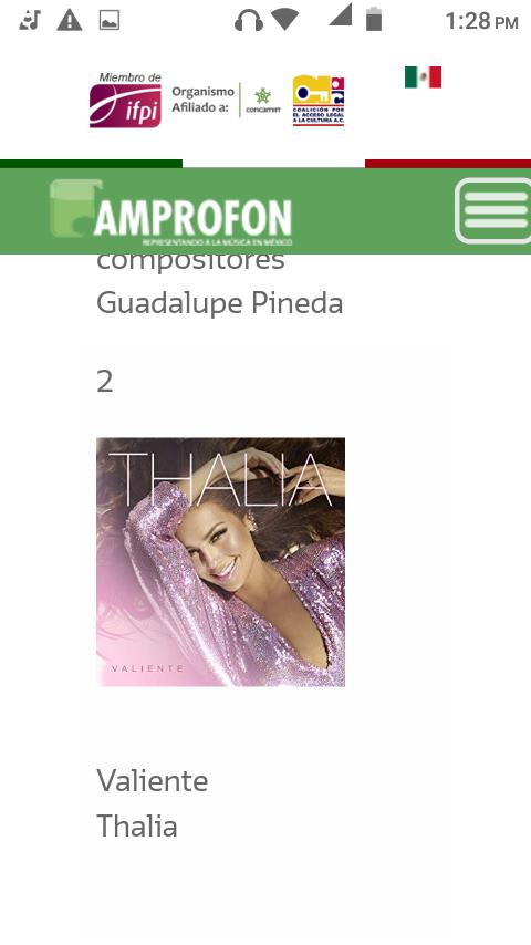 """Thalía >> álbum """"Valiente"""" - Página 29 Screen13"""