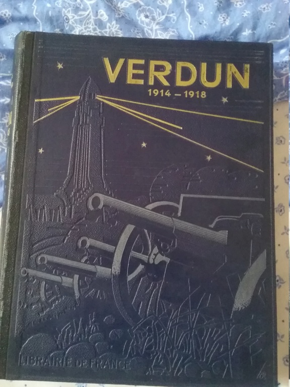 Livre verdun - dédicacé J. pericard 20190710