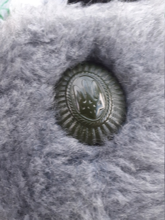 Badge d'ushanka yougoslave  20210610