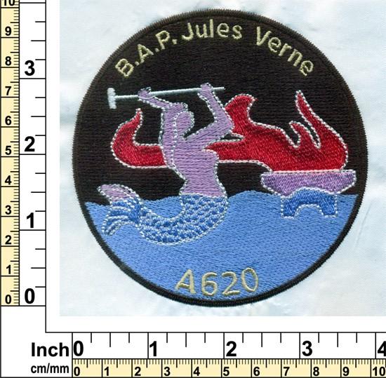 [ Logos - Tapes - Insignes ] ÉCUSSONS ET INSIGNES - TOME 2 - Page 17 Jvpatc11
