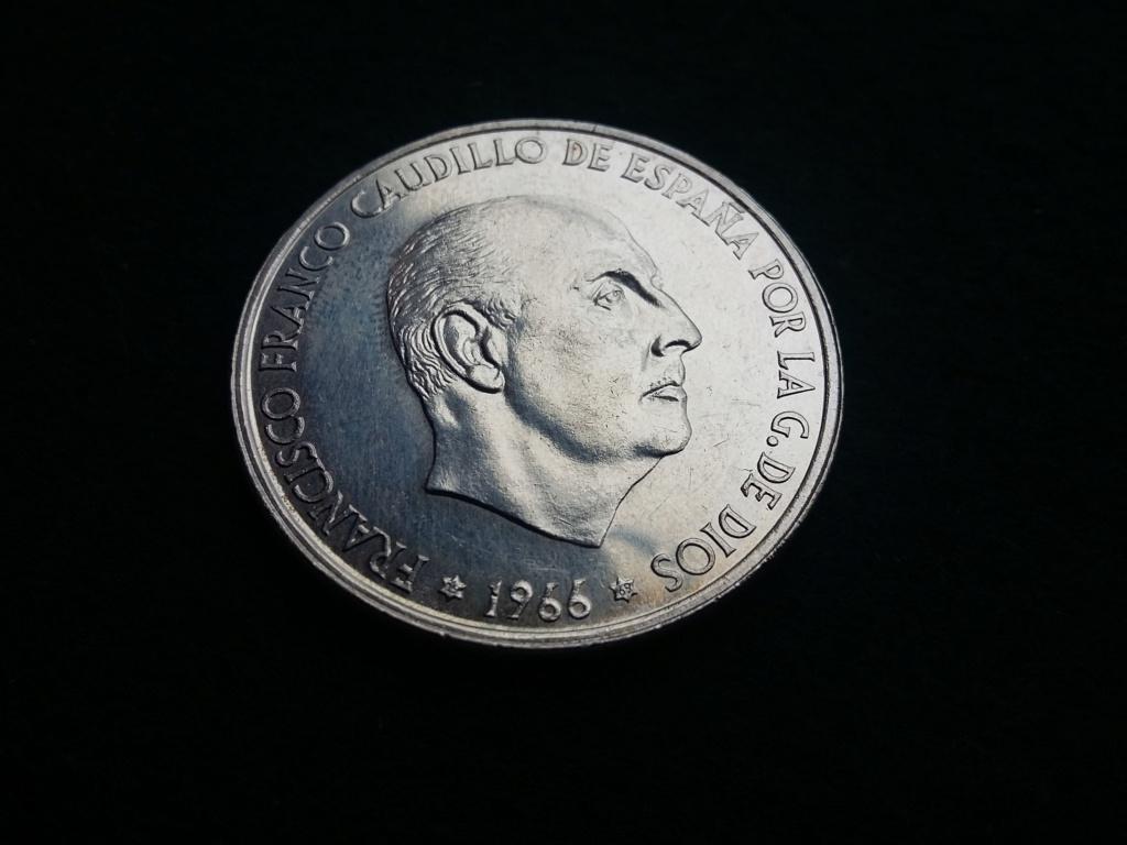 100 pesetas 1966 (*69). Palo Curvo. Estado Español. Opiniones 20181210