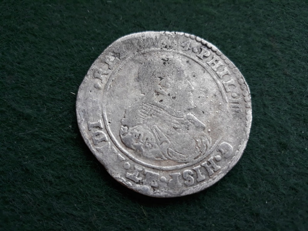 Ducatón 1664 Felipe IV  B6d3a410