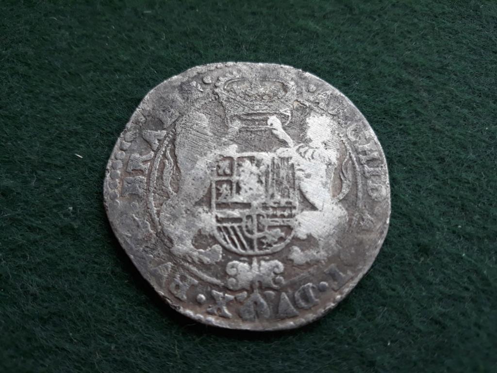Ducatón 1664 Felipe IV  Cf438510