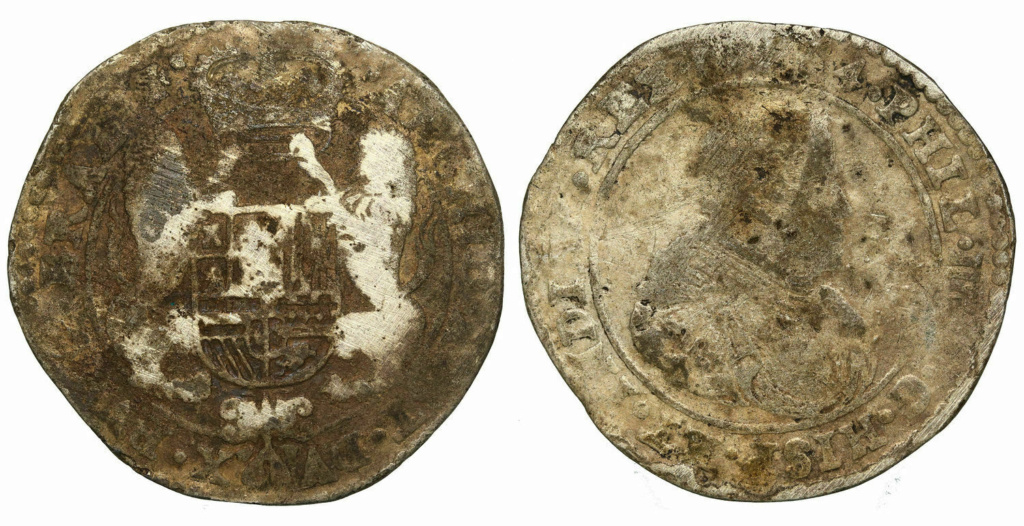 Ducatón 1664 Felipe IV  S-l16010
