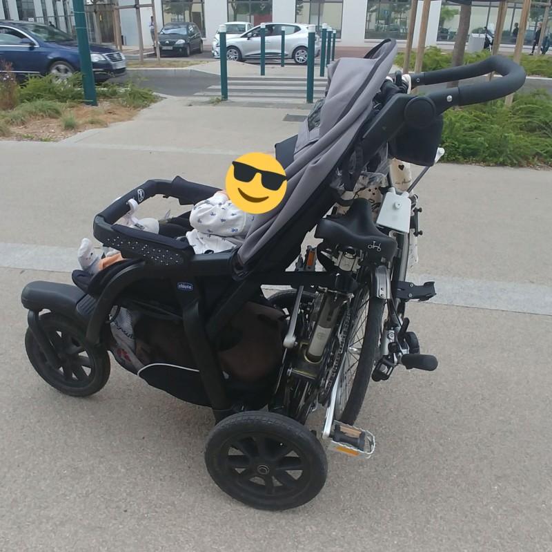 Transporter bébé et enfant sur son Brompton, récap ! - Page 4 20180912