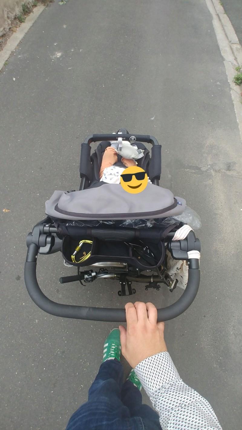 Transporter bébé et enfant sur son Brompton, récap ! - Page 4 20180913