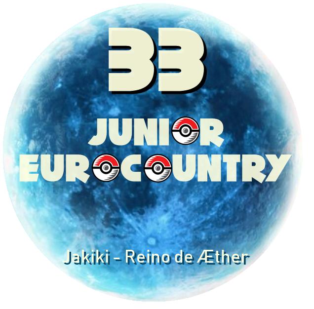 [VOTACIONES] JUNIOR EUROCOUNTRY 33 - APERTURA Logo_f10