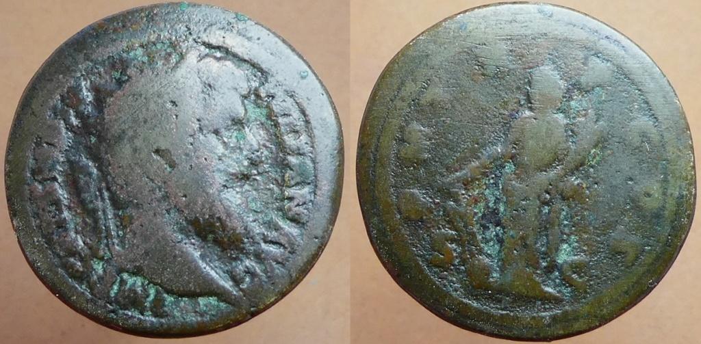 Dupondio de Didio Juliano. P M TR P COS /S C. Fortuna 71_22-10
