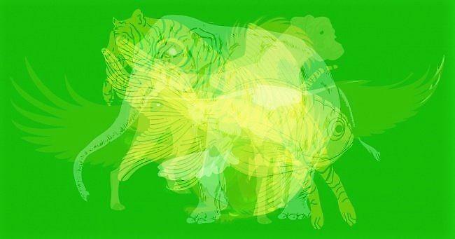 Test Quel animal voyez-vous en premier sur cette image? 24f06410