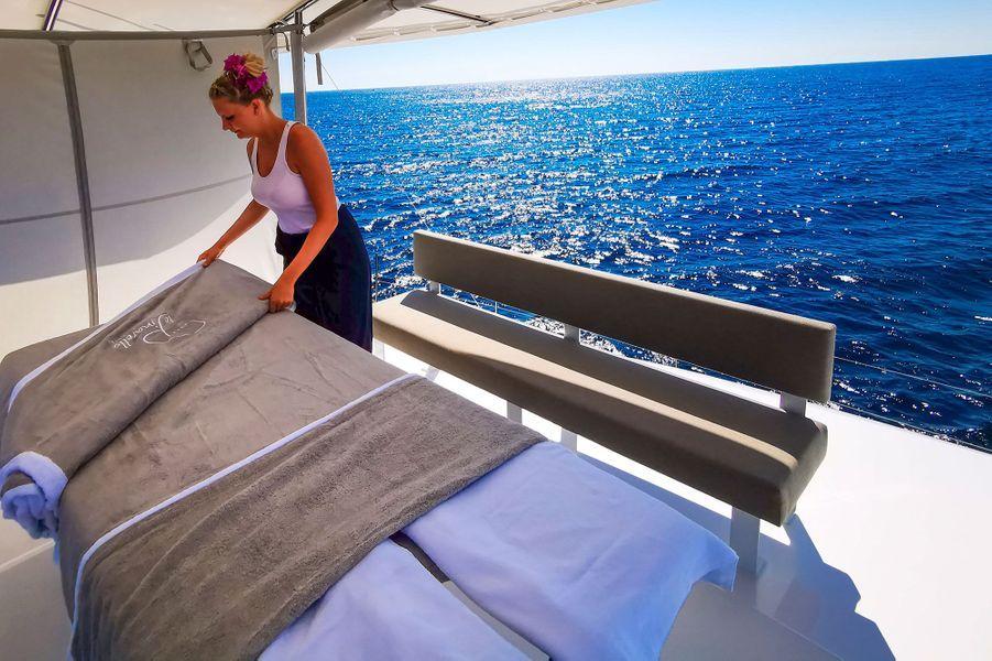 Le premier spa flottant au monde  27062010