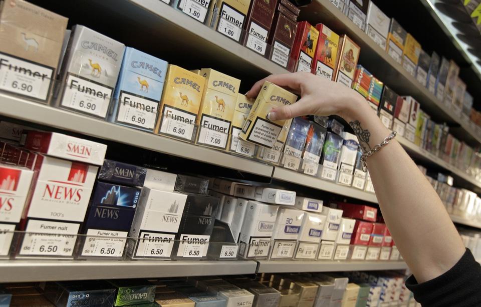 Tabac: Le prix des cigarettes augmente légèrement ce lundi 960x6110