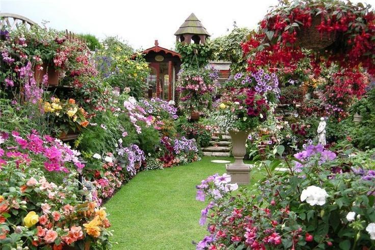 Concours du plus beau Jardin  - Page 3 Agathe10