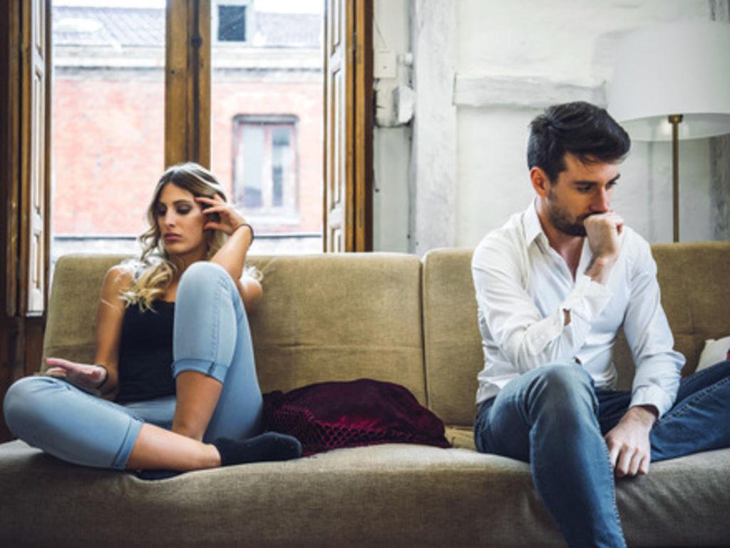 Une relation malheureuse causerait plus de dommages sur la santé  Amour-11