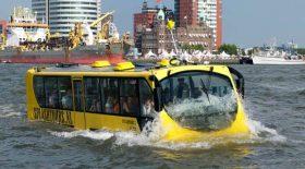 Une visite de la ville à bord d'un bus qui va dans l'eau ! Bus-ma10
