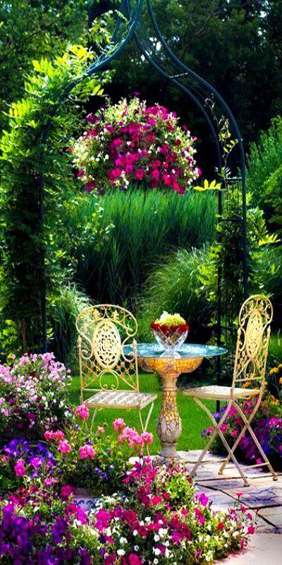 Concours du plus beau Jardin  - Page 4 Marie10