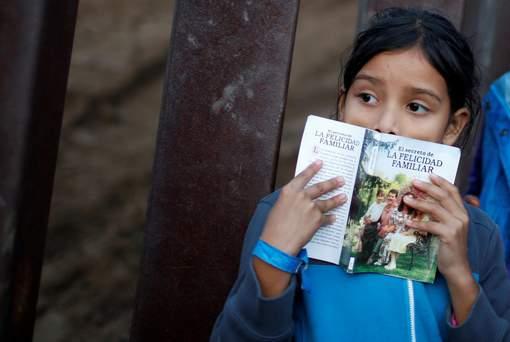 Une fillette de 7 ans meurt en détention aux Etats-Unis Media_19