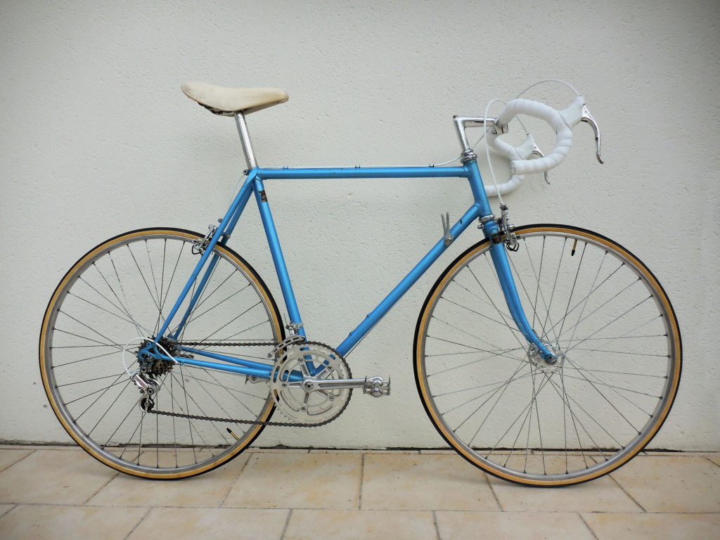 Vélo artisanal en 531 5/10 (04/1981)  2020-013