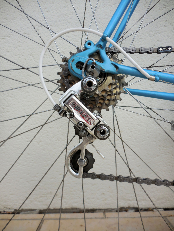 Vélo artisanal en 531 5/10 (04/1981)  2020-020
