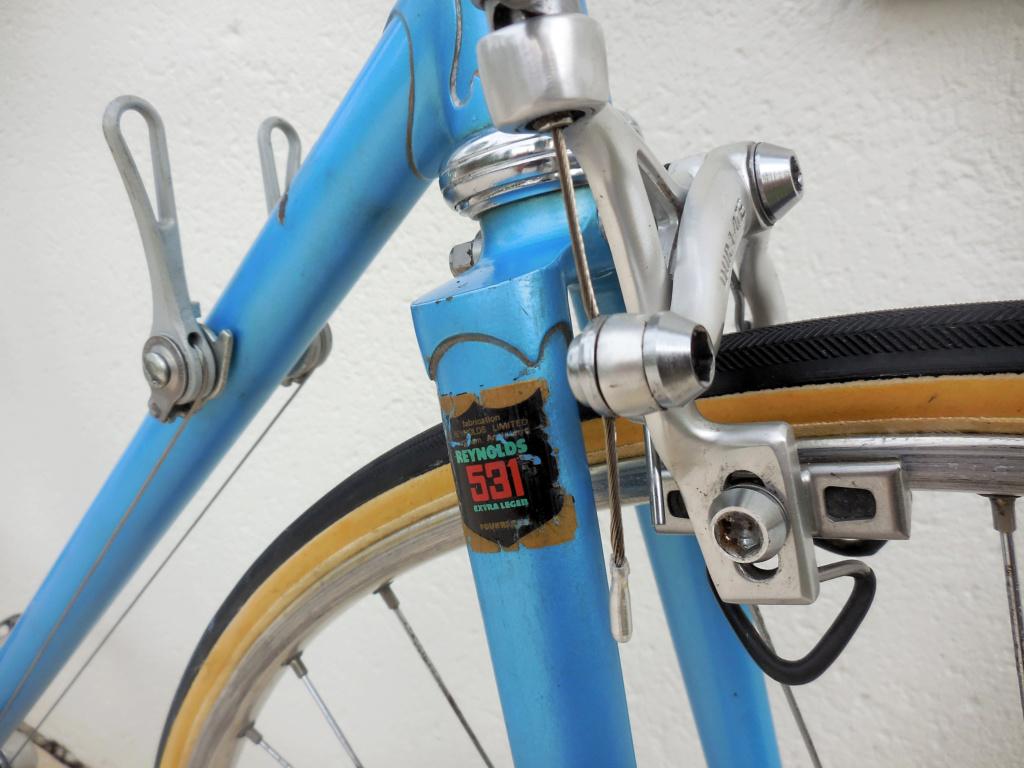 Vélo artisanal en 531 5/10 (04/1981)  2020-021