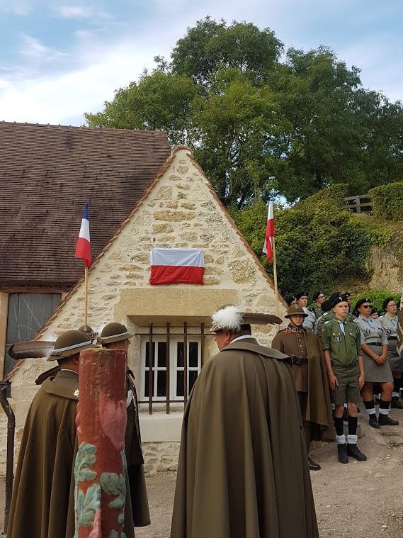 75iéme anniversaire de fermeture de la poche de Falaise /Chambois 20190821