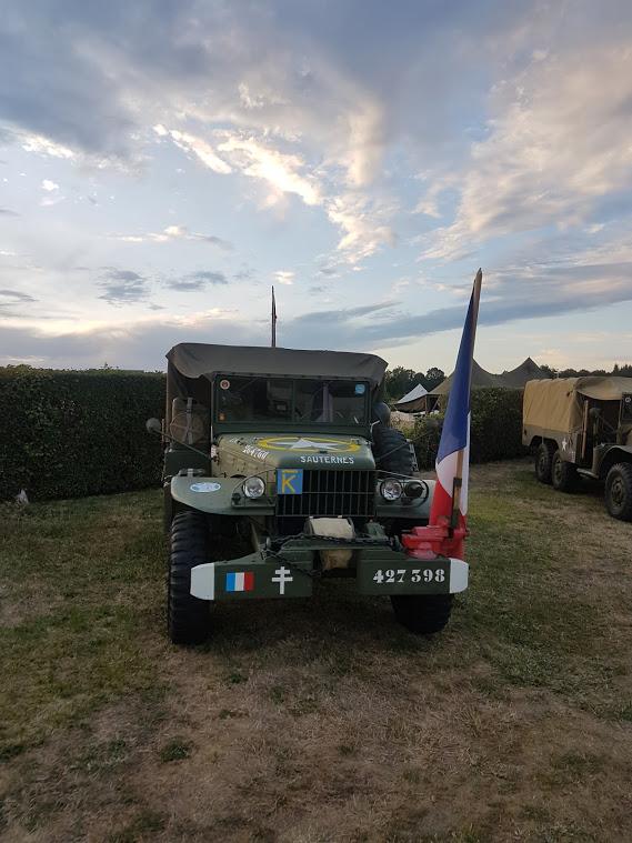 75iéme anniversaire de fermeture de la poche de Falaise /Chambois 20190833