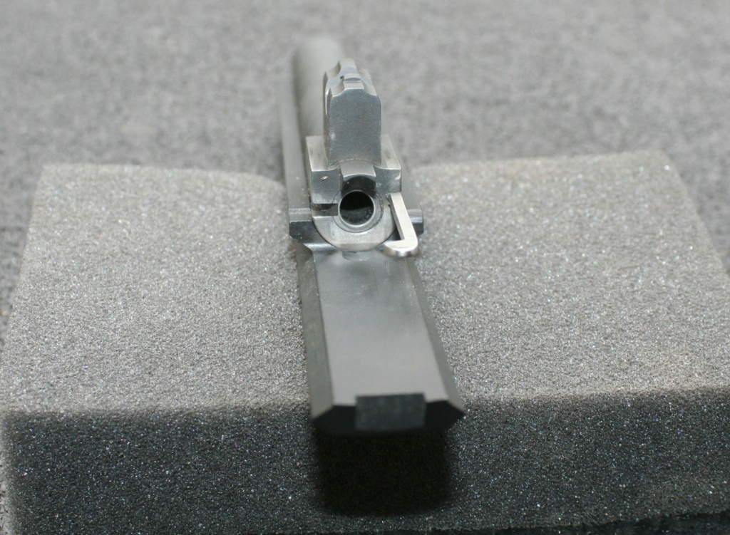 WTS Nelson Threaded Barrel With Scope Rail & Two Barrel Weights Img_8016