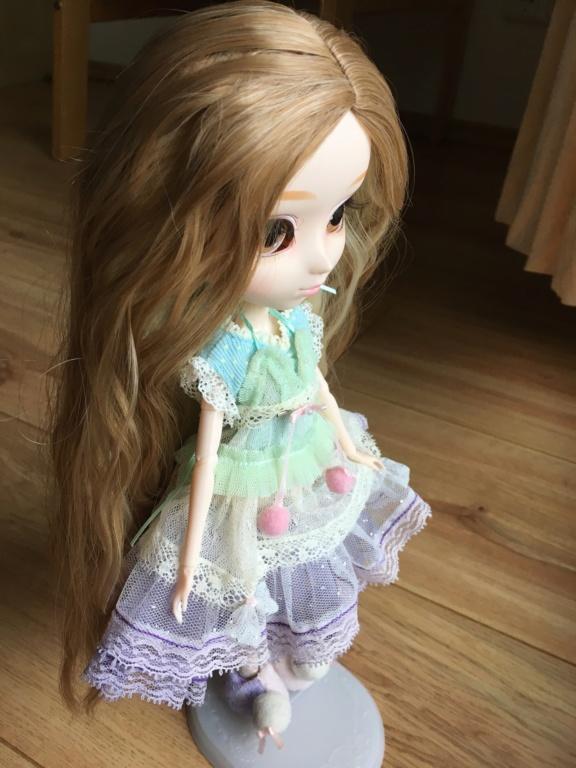 VENDRE MiniFee FairyLand Eliya Pullip Beary Fairy Kiyomi Img_4213