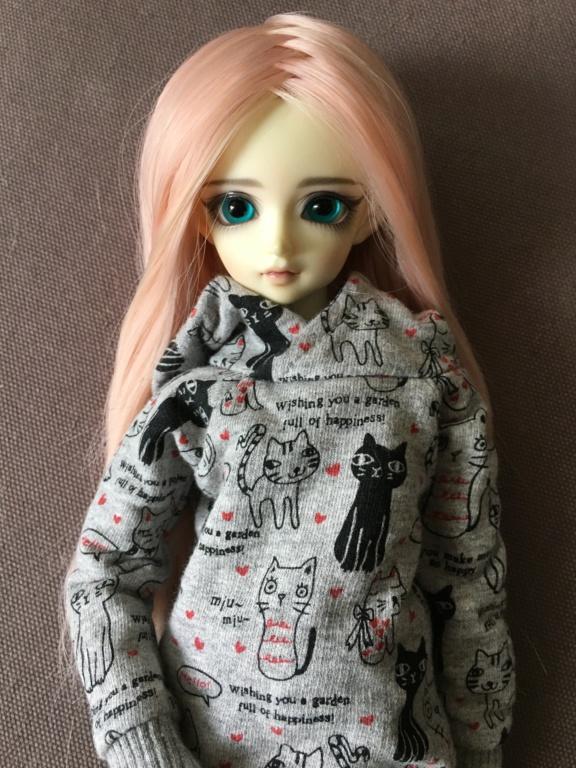 VENDRE MiniFee FairyLand Eliya Pullip Beary Fairy Kiyomi Img_4310