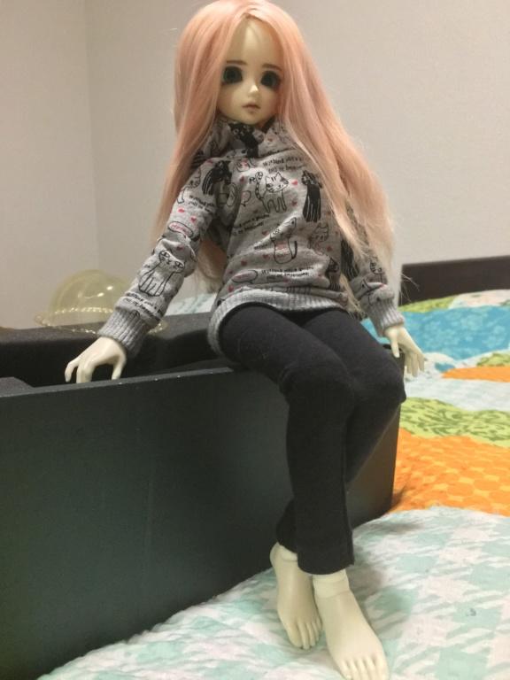 VENDRE MiniFee FairyLand Eliya Pullip Beary Fairy Kiyomi Img_4322