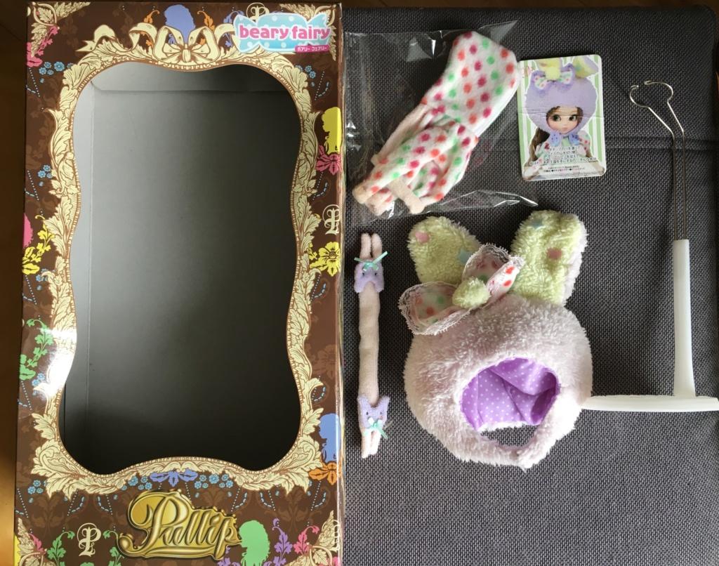 VENDRE MiniFee FairyLand Eliya Pullip Beary Fairy Kiyomi Img_4324