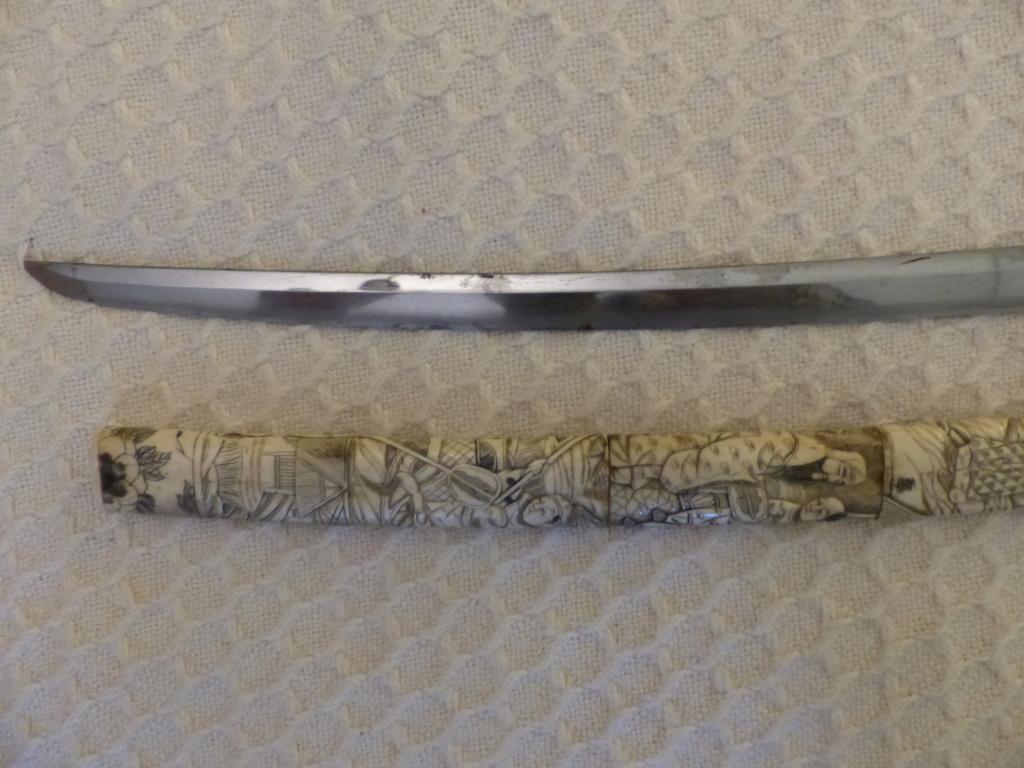 Katanas et Wakizashi P1090013