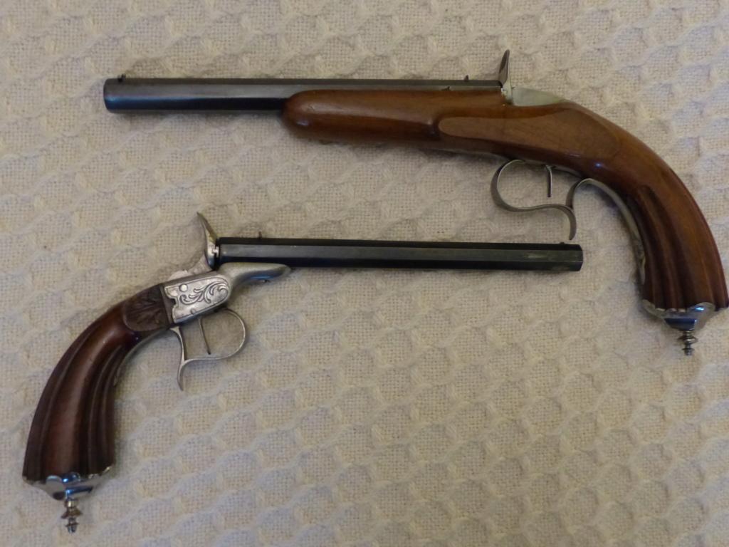 Pistolet type Flobert  P1090069